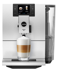 Jura ENA 8 Sunset Red koffiemachine