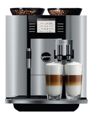 Jura GIGA 5 Chrome koffiemachine