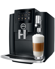 Jura S80 Piano Black koffiemachine